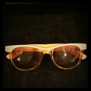 A.J. Morgan Women's Brown Sunglasses from ASOS.